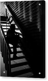 Acrylic Print featuring the photograph Shelter by Eric Christopher Jackson