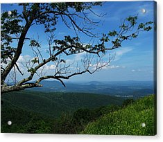 Shenandoah Beauty Acrylic Print by Joyce Kimble Smith