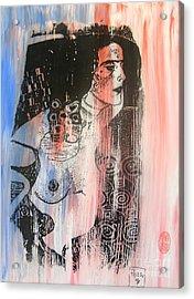 Shenandoah Acrylic Print by Roberto Prusso