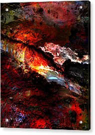 Acrylic Print featuring the photograph Sheol by Ken Walker