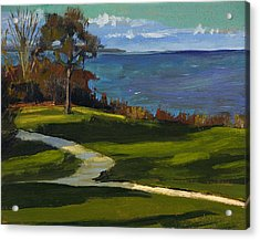 Sheridan Park No.5 Acrylic Print by Anthony Sell