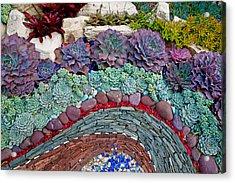 Sherman Gardens Study 45 Acrylic Print