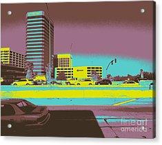 Sherman Oaks Acrylic Print