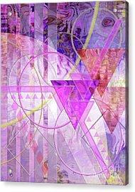 Shibumi Spirit Acrylic Print by John Beck