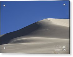 Shifting Dunes Acrylic Print by Ronald Hoggard