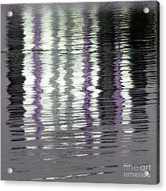 Acrylic Print featuring the photograph Shimmer by Wendy Wilton
