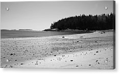Acrylic Print featuring the photograph Shimmering Sand by Corinne Rhode
