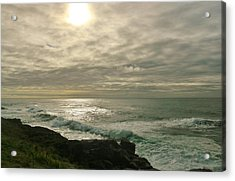 Shimmery  Light Acrylic Print