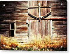 Acrylic Print featuring the photograph Shine The Light On Me by Julie Hamilton