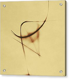 Shining Glyph #05 Acrylic Print