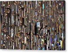 Shiny Object Syndrome Acrylic Print by Greg McDonald