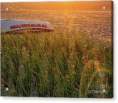 Ship Bottom Beach Patrol Acrylic Print