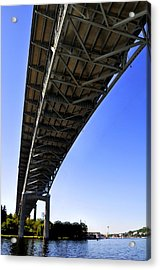 Ship Canal Bridge Acrylic Print