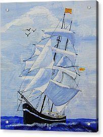 Ship It Acrylic Print