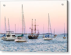 Ship Out Of Time Acrylic Print
