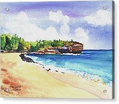 Shipwreck's Beach 2 Acrylic Print