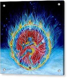 Shiva Nataraja Acrylic Print