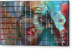 Shizo 1 Acrylic Print