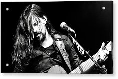 Shooter Jennings - Rebel Acrylic Print
