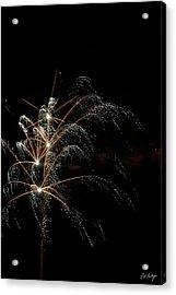 Shooting Stars Acrylic Print by Phill Doherty