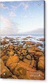 Acrylic Print featuring the photograph Shore Calm Morning by Jorgo Photography - Wall Art Gallery