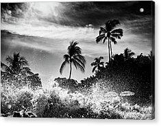 Shorebreak Acrylic Print