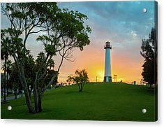 Shoreline Lighthouse Acrylic Print