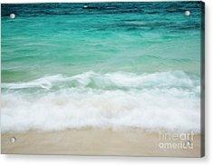 Shorelines IIi Acrylic Print