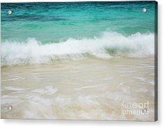Shorelines Iv Acrylic Print