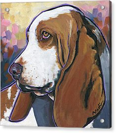 Shorty Acrylic Print