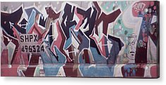 Shpx Acrylic Print by Jame Hayes