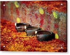Shrine Light Acrylic Print