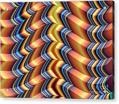 Shutters Acrylic Print