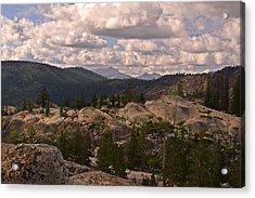 Sierra Nevada Views Acrylic Print