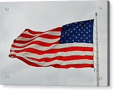 Sign Of Freedom Acrylic Print