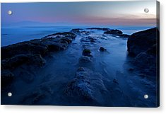Acrylic Print featuring the photograph Silence by Evgeny Vasenev
