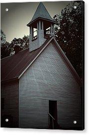 Silent Faith Acrylic Print by Jessica Burgett