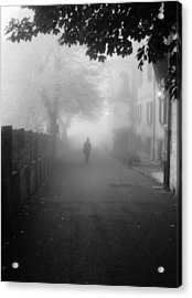 Silent Hill Acrylic Print