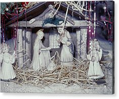 Silent Night Holy Night Acrylic Print by JAMART Photography