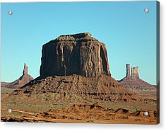 Acrylic Print featuring the photograph Silent Sentinel by Fred Wilson