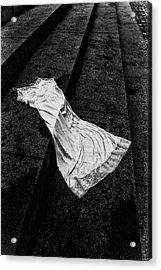 Silk And Stone Acrylic Print