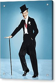 Silk Stockings, Fred Astaire, 1957 Acrylic Print