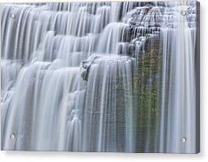 Silky Waters Acrylic Print
