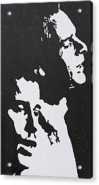 Simon And Garfunkel Acrylic Print