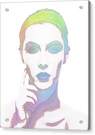 Simply Irresistable Acrylic Print