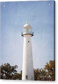 Simply Lighthouse Acrylic Print