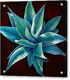 Simply Succulent Acrylic Print