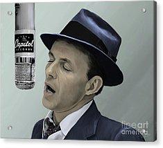 Sinatra - Color Acrylic Print
