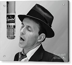 Sinatra Acrylic Print