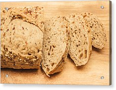 Since Sliced Bread Acrylic Print by Jorgo Photography - Wall Art Gallery